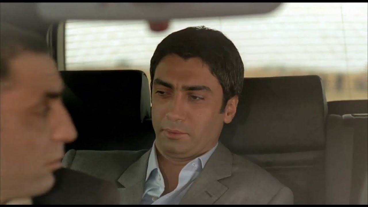'Trafik Işıkları Memati' - (Kurtlar Vadisi Irak) Polat Memati Abdülhey