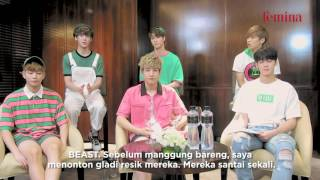 Eksklusif Interview ASTRO - Live at ASTRO the First Season Showcase in Jakarta