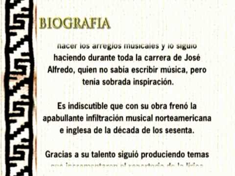 Jose Alfredo Jimenez Biografia