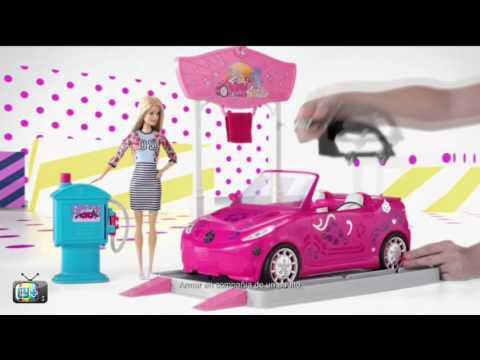 Barbie Autolavado Glam y Boutiques Malibú  Comercial HD Latino 2015