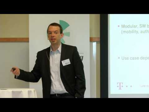Franz Seiser, Deutsche Telekom - 5G: an Operator's view on the cloud optimized network