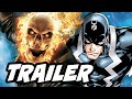 Agents Of SHIELD Season 4 Ghost Rider Trailer and Inhumans Breakdown
