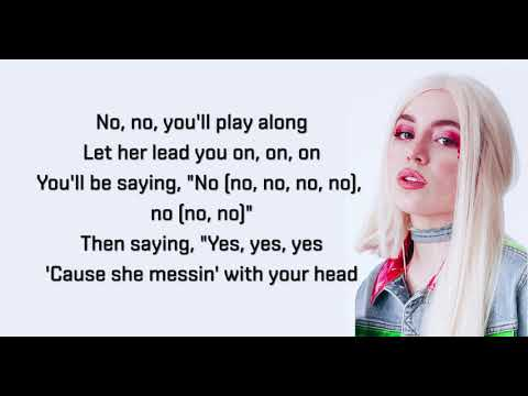 Ava Max - Sweet but Psycho - Lyrics Video