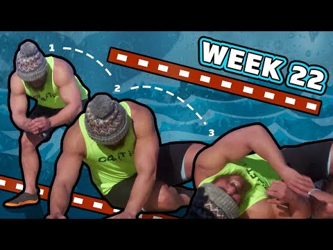 Learning To Walk Again | Ross Edgley's Great British Swim: E22