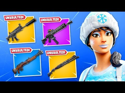 *new*-unvaulted-weapons-added-to-fortnite!