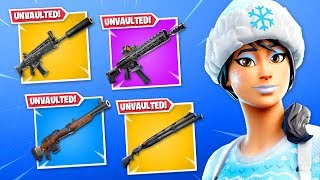 new-unvaulted-weapons-added-to-fortnite