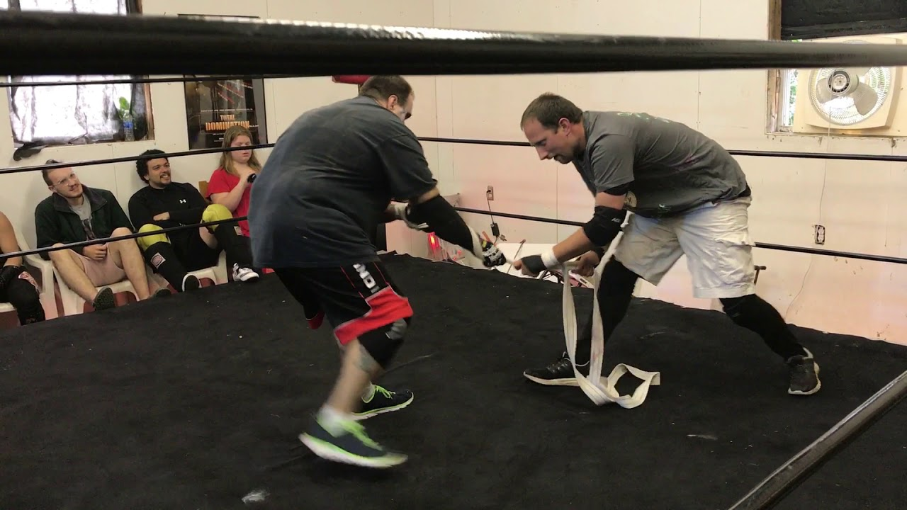 dominating backyard wrestling danger zone 2017 dbw world