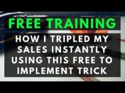 Online Business ( Internet Marketing ): How to INCREASE Sales & Conversions thumbnail