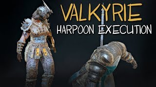 [For Honor] Best Execution in the Game? | Valkyrie Harpoon