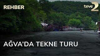 Rehber: Ağva'da Tekne Turu
