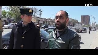 KRİMİNAL(ARB)-Cinayət işi №180066057- Bakıda kamera qarşısında keçmiş arvadını öldürən şəxs