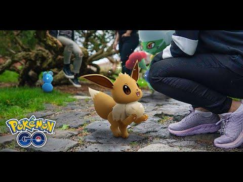 Pokémon GO - Buddy Adventure