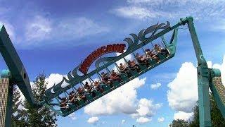 Hurricane off-ride HD Särkänniemi Amusement Park