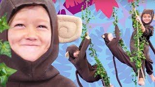 5 Monkeys and a Crocodile and MORE! | Nursery Rhymes