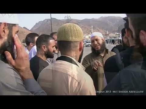 Umrah 2015 Mit Sheikh Abdellatif