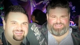 Email mistake leads to bachelor party crashing and friendship