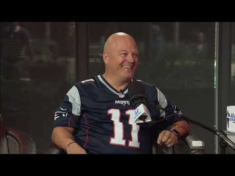 Michael Chiklis Talks Pats, Yankees-Red Sox & More w/Rich Eisen | Full Interview | 10/4/18