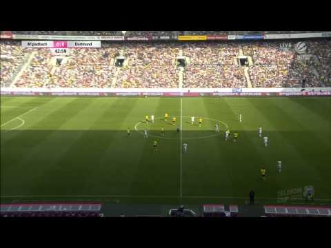 TELEKOM-CUP 2013 | Gladbach vs Dortmund 1-0 | 2nd Half HD (Include Post-Match)