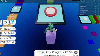 Roblox Mega Fun Obby 2 ✨165 Stages! Hholykukingames Plays 1-165