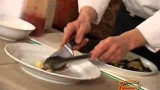 Видео рецепт  Баклажаны запеченные с сыром