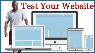 How To Test Your Website In Different Browsers and Mobile Devices - Google Chrome & Firefox DevTools