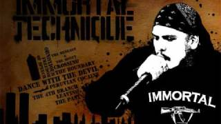 Immortal Technique - War Versus Us All