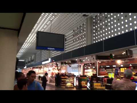 Mexico City Earthquake 2017 at Mexico City Airport T2: September 19, 2017 Mp3