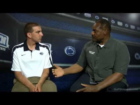 One-on-One with Defensive Line Coach - Larry Johnson