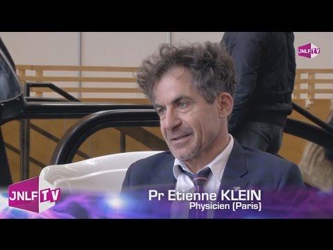Interview de Etienne KLEIN : Le temps est-il une affaire de conscience ?