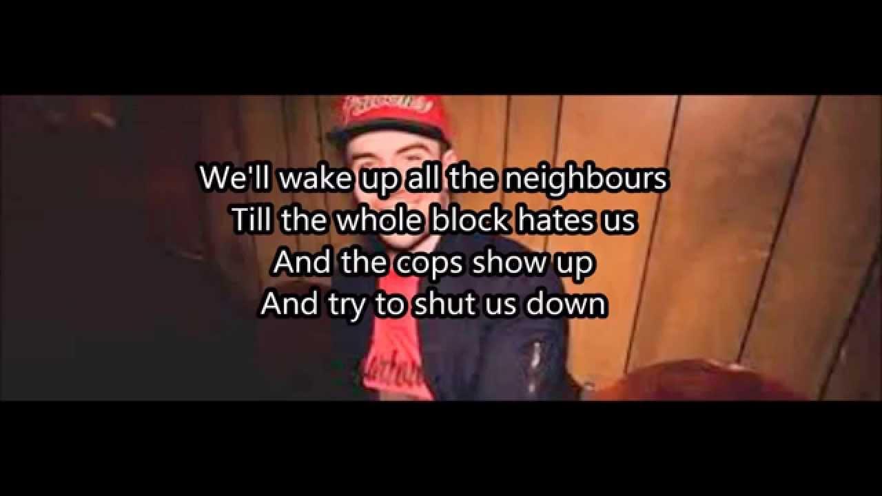 House party sam hunt lyrics youtube for House music lyrics