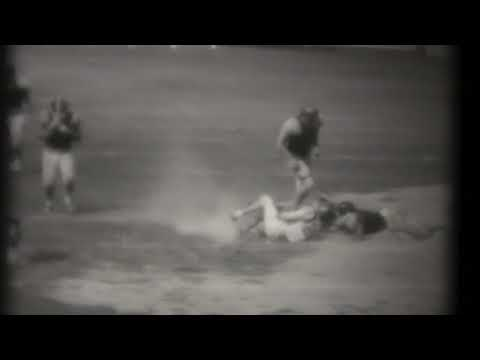 1964 Chilhowie High School - Waynesboro High School Scrimmage (Visit YouTube: Crazy J Cousins)
