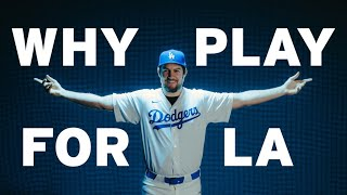 Why Play For LA?? | Trevor Bauer FaceTimes Dodgers' Fan