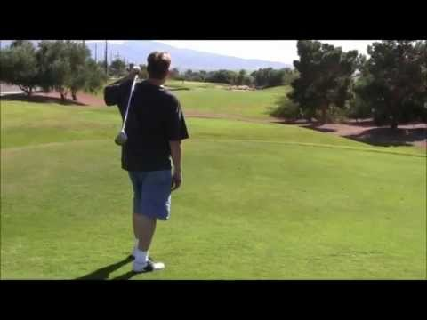 Rob Marchitti - Golf Swing - Stallion Mountain Country Club in Las Vegas