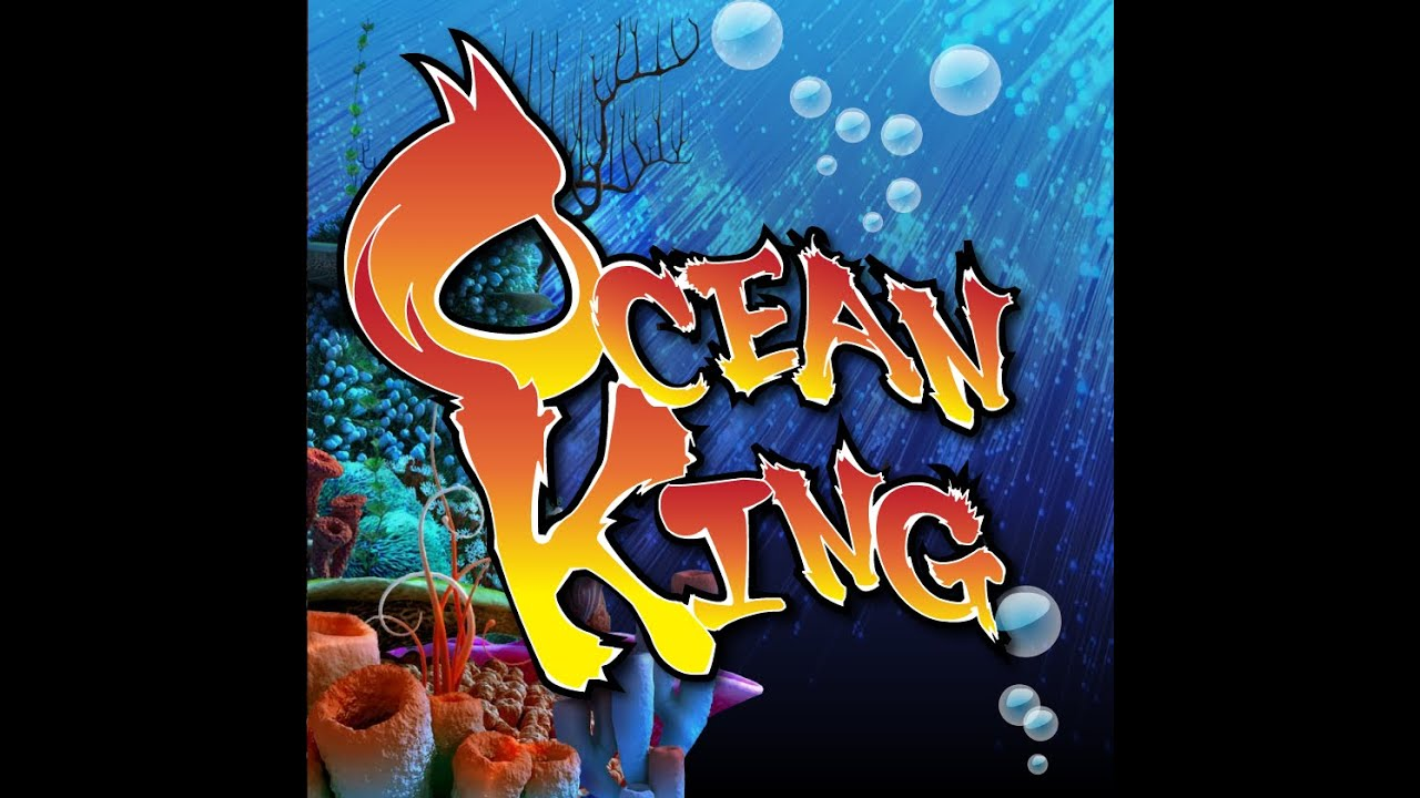 Ocean king upgrade software for fish hunter plus arcade for Ocean king fish game