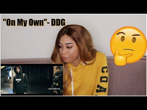 DDG On My Own WSHH Exclusive    REACTION VIDEO
