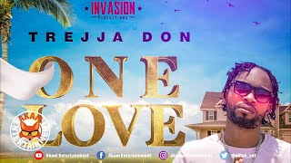 Trejja Don - One Love [Audio Visualizer]
