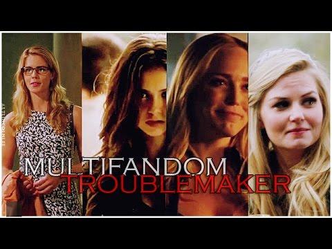 ● Multifandom ► troublemaker