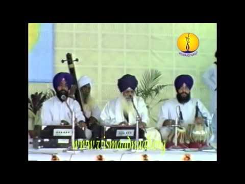 AGSS 1997 : Raag Basant - Siromani Ragi Bhai Balbir Singh Ji Amritsar