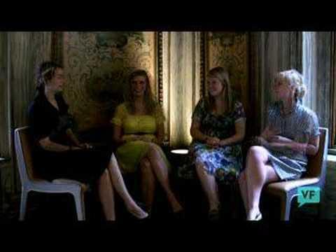 The Real Gossip Girls of NYC - Part 1 (VANITY FAIR)