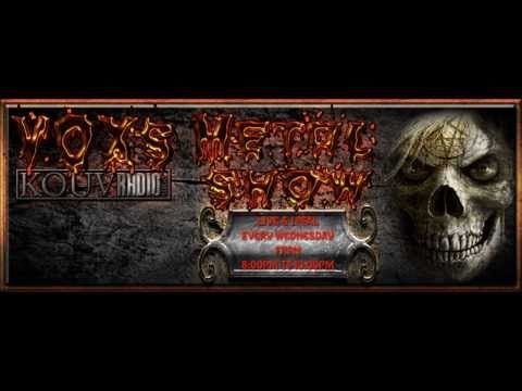 The NW Metal Show with When Darkness Prevails 09-11-13