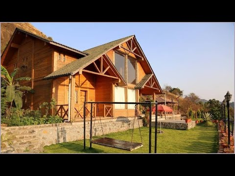 3Bhk Wooden Villa with Dam/Lake View Lonavala