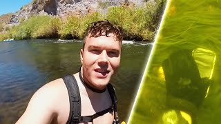Diver Finds Lost iPhone in Arizona and Returns It to Owner in Florida