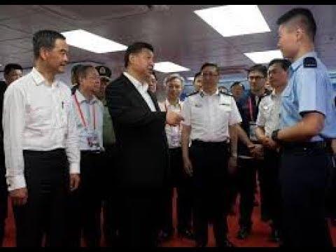"""《石涛评述》BBC 林郑香港事态恶化遭遇""""经济海啸"""" 北京不会坐视不管"""