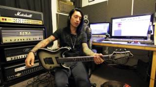 Black Veil Brides - Shadows Die Guitar Lesson with Jake Pitts Thumbnail
