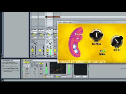 Dada Life Sausage Fattener v1 0 VST AU MAC OSX UB-DMG - Jack & Katie