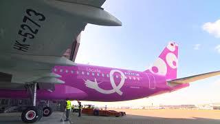 El avión mas lindo del mundo / The most amazing aircraft in the world