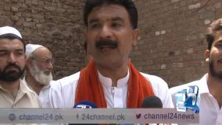 Aftab Mohmand report for 24 News about Minorities Issues