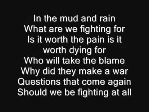 Iron Maiden - The Aftermath Lyrics