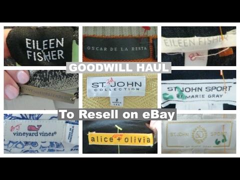 Goodwill Haul | St. John, Valentino, DVF