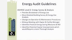 Commercial Energy Auditing Presentation